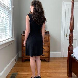 LOFT Dresses - LOFT Black Stretch Dress, Size 0P